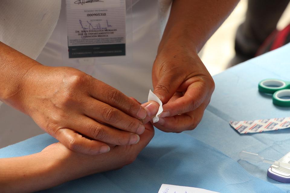 Tratamiento de los datos de los pacientes en la sanidad