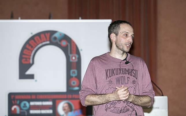 Amador Aparicio, entrevista al hacker palentino