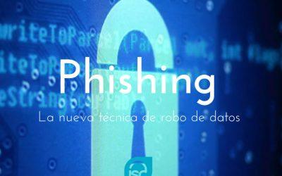 Phishing, ¿Qué es y cómo protegerse?