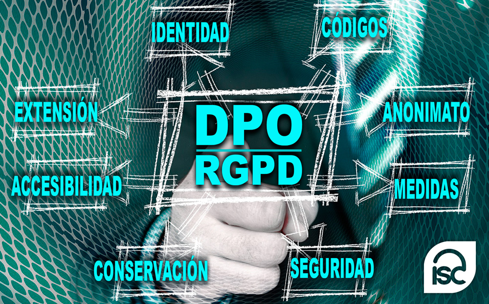 Protección de datos desde el diseño y por defecto. Curso DPO y Experto en el RGPD