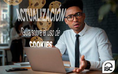 ¿Has actualizado como recoges las cookies de tu página web?